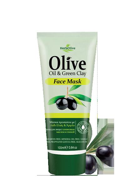 MADIS Маска для лица с зеленой глиной / HerbOlive 100 млМаски<br>Содержит органическое оливковое масло, активные компоненты алоэ-вера и зеленую глину, которые обеспечивают глубокое увлажнение кожи лица и свежесть, даря ощущения необычайной мягкости и гладкости. Активные ингредиенты: масло оливы и зеленая глина. Способ применения: нанесите маску на чистую кожу. Оставьте на 10-15 минут и смойте большим количеством воды. Повторите 1-2 раза в неделю, в зависимости от результата.<br><br>Объем: 100 мл