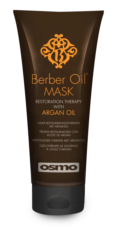 OSMO Маска восстановление и лечение Берберское масло / The Berber Oil Collection 75мл