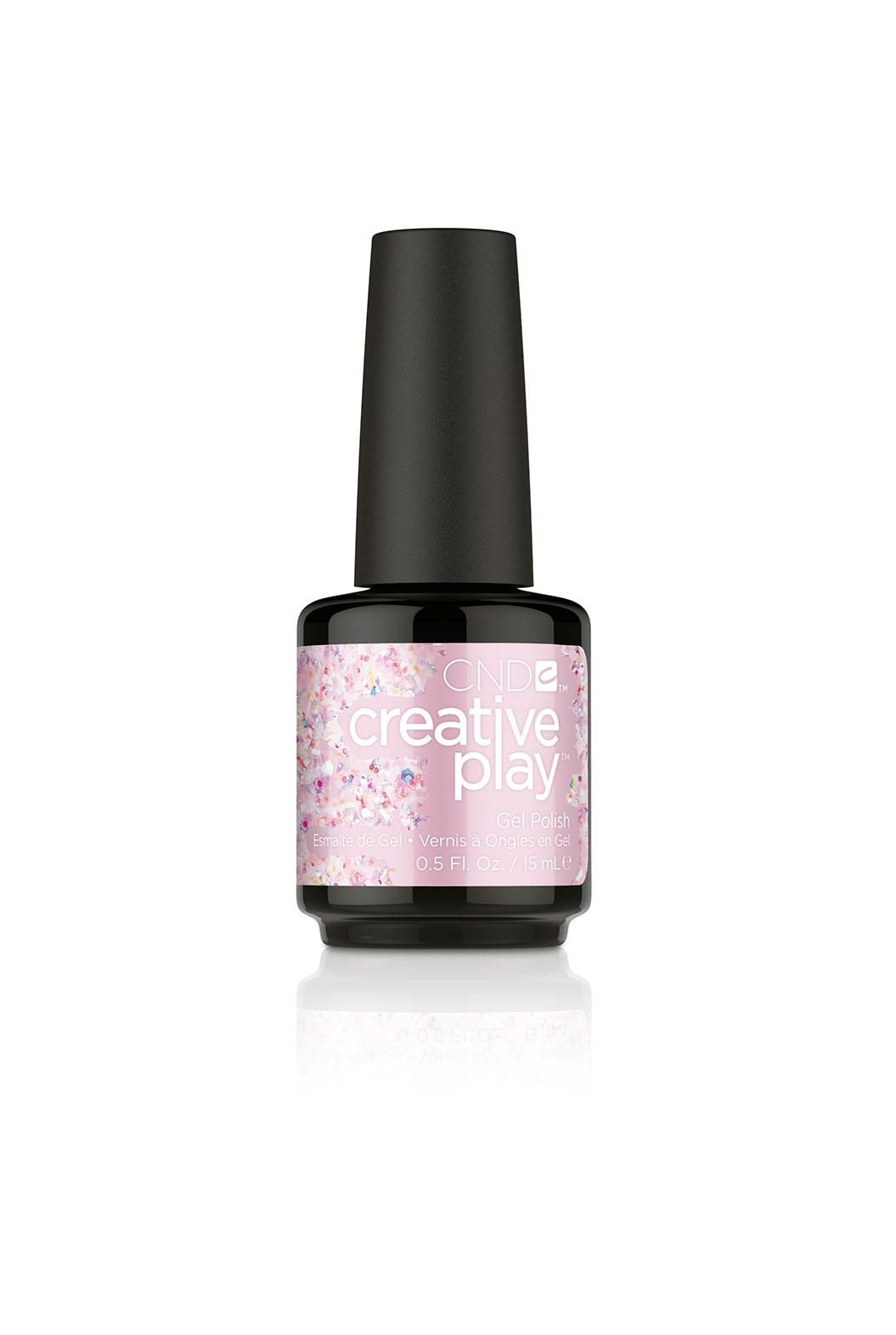 CND 466 гель-лак для ногтей / Got A Light Creative Play Gel 15 мл