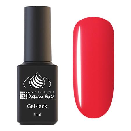 Купить PATRISA NAIL 730 гель-лак однофазный для ногтей Московская сага 5 мл, Красные