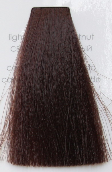 SHOT 5.3 краска с коллагеном для волос, светло-каштановый золотистый / DNA COLOR 100 мл