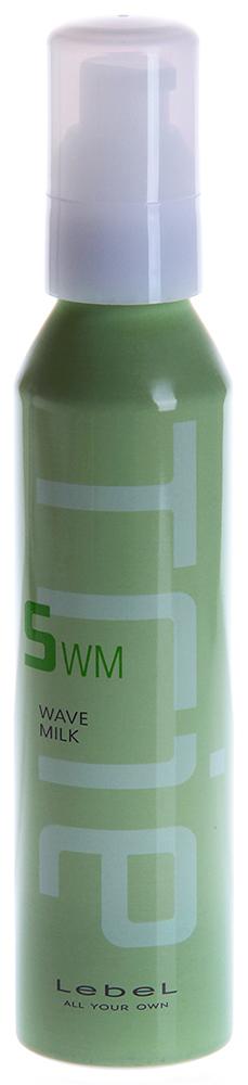 LEBEL Молочко для укладки / Trie WAVE MILK 5 140млМолочко<br>Структурирует естественный завиток. Помогает создавать подвижные укладки, не склеивая и не утяжеляя волосы. Подходит для создания эффекта &amp;laquo;мокрых волос&amp;raquo;. Придает волосам эластичность и блеск. Препятствует впитыванию посторонних запахов. Защищает волосы от термического воздействия и негативных факторов окружающей среды. Новый аромат Framboise (малина) и La France (груша). SPF 15. Способ применения: Нанести на влажные или сухие волосы. Приступить к укладке.<br><br>Объем: 140<br>Типы волос: Сухие