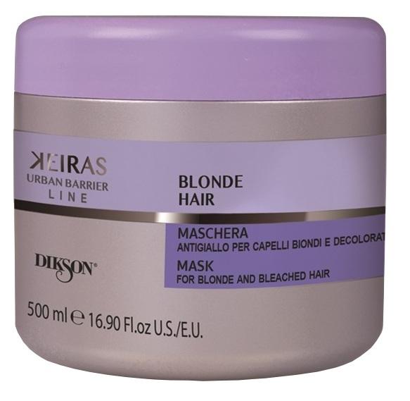 Купить DIKSON Маска для обесцвеченных волос / MASK FOR BLONDE AND BLEACHED HAIR 500 мл
