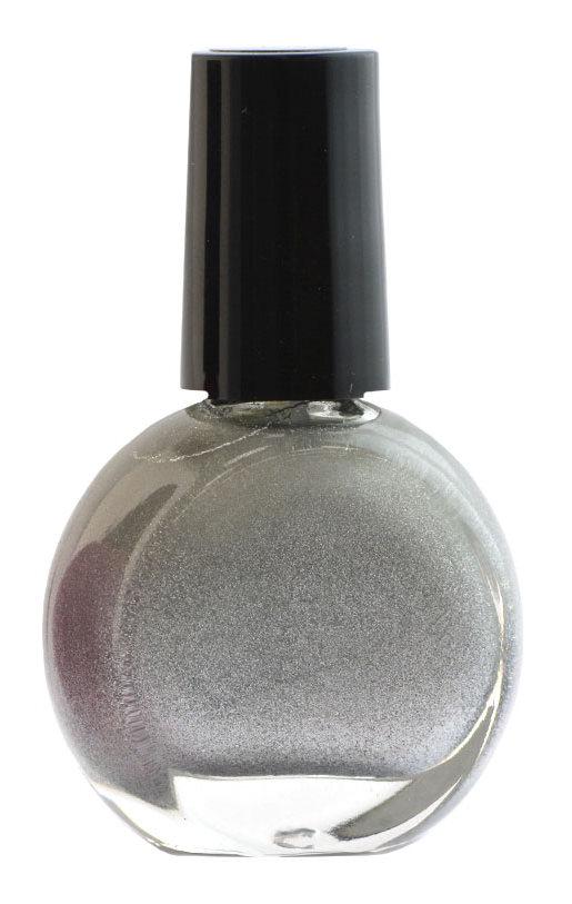 TNL PROFESSIONAL Краска для стемпинга, 09 серебристая 12 мл