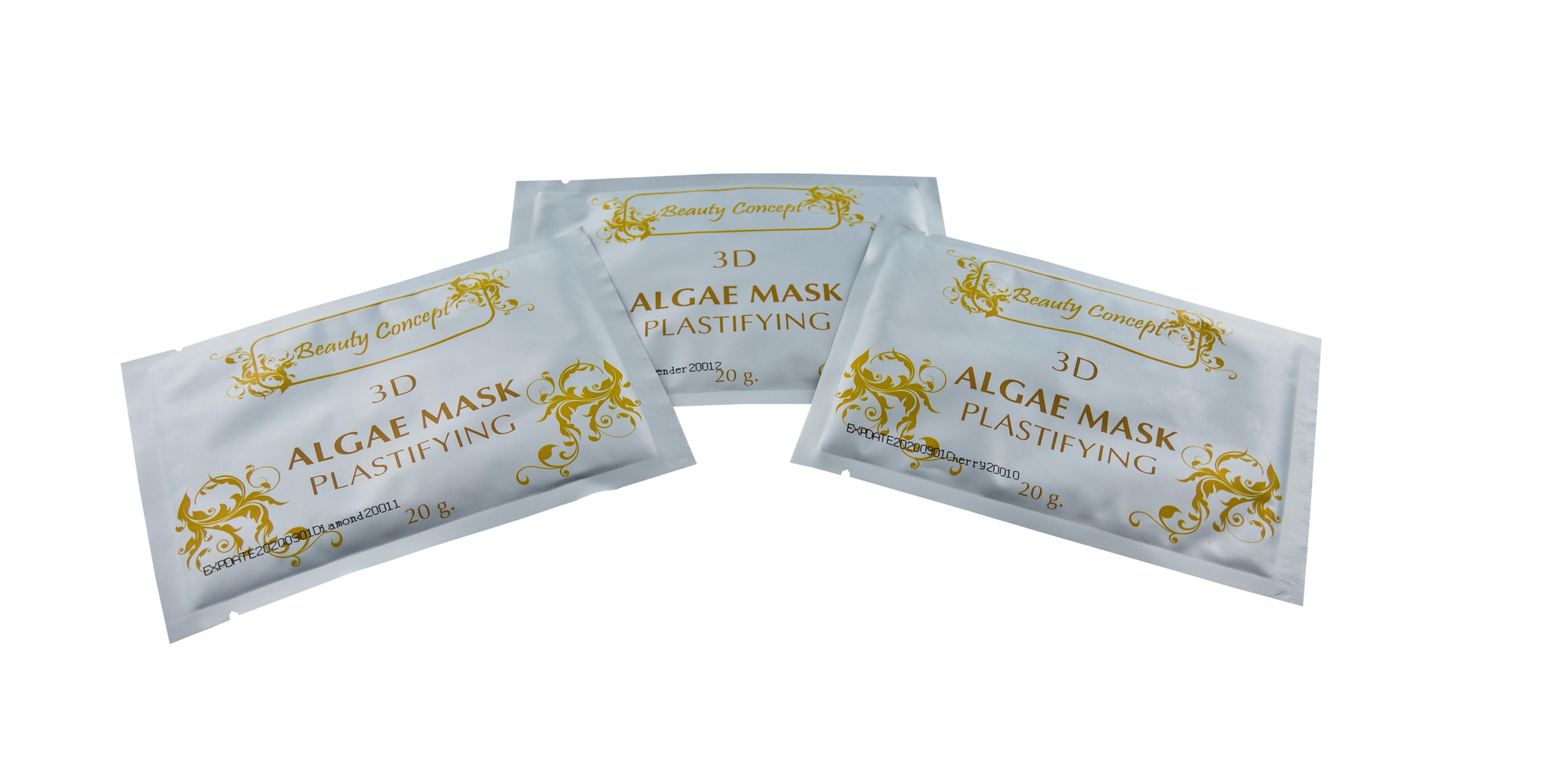 Купить BEAUTY CONCEPT Альгинатная маска 3D Вишня 20 гр