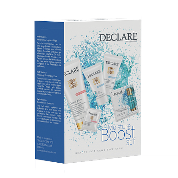 DECLARE Набор-промо для интенсивного увлажнения / Moisture Boost Trial Set