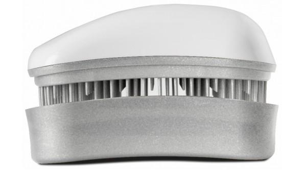 DESSATA Расческа для волос Dessata Hair Brush Mini White-Silver; Белый-Серебро