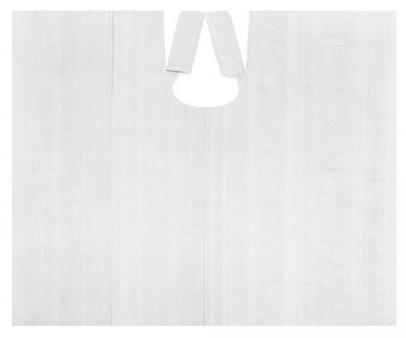 IGRObeauty Пеньюар большой 110*160 см 16 мкр прозрачный 50 шт