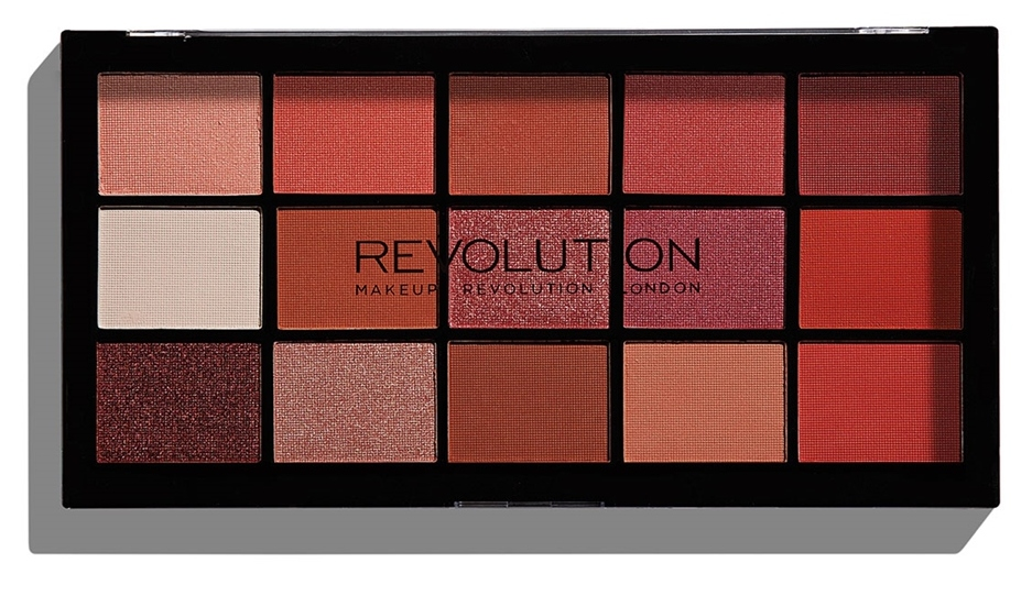 MAKEUP REVOLUTION Палетка теней для век / RE-LOADED PALETTE Newtrals 2 - Тени