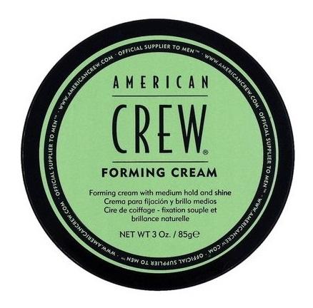 AMERICAN CREW Крем со средней фиксацией и средним уровнем блеска для укладки волос и усов, для мужчин / Forming Cream 85 г