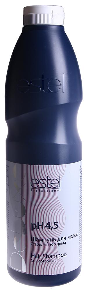 ESTEL PROFESSIONAL Шампунь стабилизатор цвета / De Luxe 1000 мл estel шампунь de luxe стабилизатор цвета для волос 1000 мл