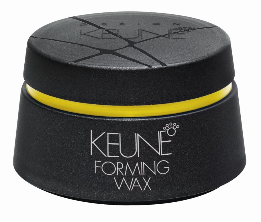 KEUNE Воск формирующий / FORMING WAX 100млВоски<br>Формирующий воск подходит для выделения текстуры волос. Формирующий воск легко смывается водой. Подходит для стайлинга любого типа волос. Формирующий воск особенно пригоден для укладки вялых и мягких волос. Он также является идеальным для создания коротких и остроконечных причесок. Придает волосам форму и естественный блеск. Формирующий воск имеет в своем составе натуральный пчелиный воск. Фактор фиксации 9. Активный состав: Пчелиный воск. Применение: Растереть небольшое количество Формирующего Воска в ладонях рук. Нанести воск на волосы. Придайте волосам желаемую форму.<br><br>Объем: 100