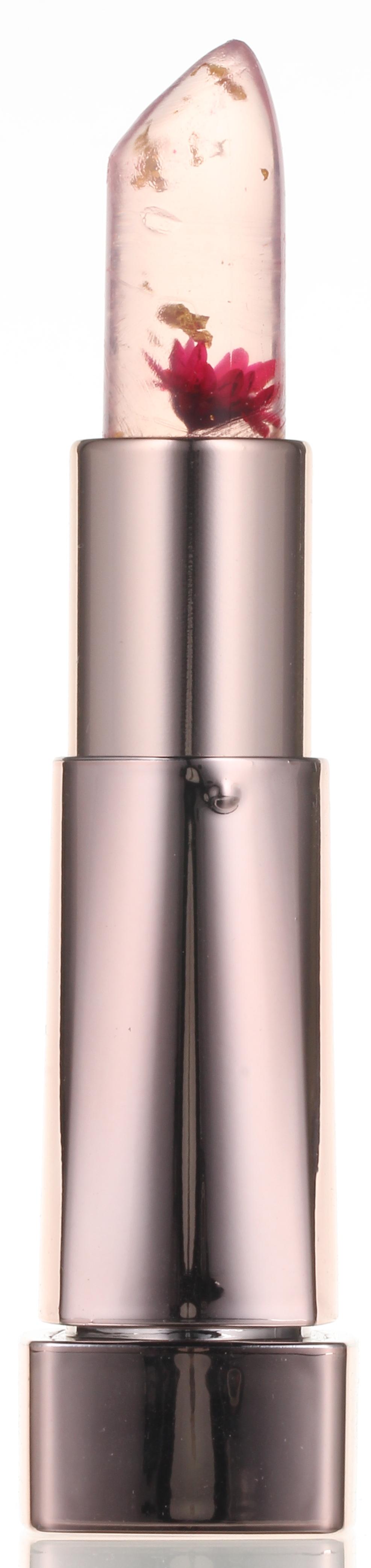 KIMS Помада-бальзам для губ / Flower Lip Glow Crystal Red 3,3 г - Бальзамы для губ