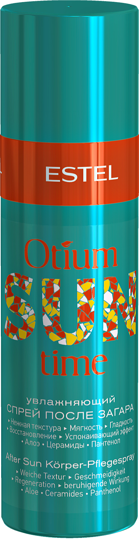 ESTEL PROFESSIONAL Спрей увлажняющий для тела после загара / OTIUM SUN TIME 100 мл
