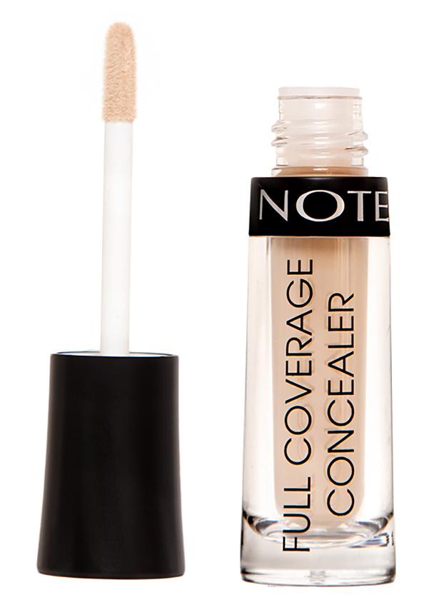 NOTE Cosmetics Консилер жидкий с плотным покрытием 01 / CONCELEAR 2,3 мл