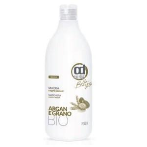 CONSTANT DELIGHT Маска гидро баланс / GRANO 1000 млМаски<br>Специальная маска для сухих волос. Биологически активные компоненты: масло Арганы и пшеница, содержащие высокую концентрацию витамина Е (антиоксидант), смягчают сухую кожу головы и укрепляют волосы по всей длине. Маска оказывает на волосы омолаживающее действие. Маска делает волосы более мягкими и шелковистыми. Глубоко питает, увлажняет, делает их более послушными. Способ применения: нанесите необходимое кол-во маски на волосы и равномерно распределите по всей длине. Слегка помассируйте и оставьте на 3-5 минут, затем тщательно смойте теплой водой.<br><br>Объем: 1000 мл<br>Тип кожи головы: Сухая<br>Типы волос: Сухие