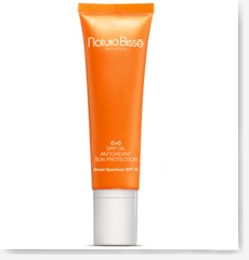 NATURA BISSE Масло сухое с витамином D / C+C Dry Oil Antioxidant Sun Protection 100мл