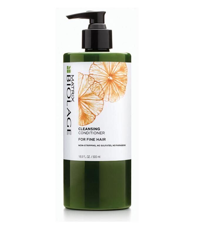 MATRIX Кондиционер очищающий для тонких волос с экстрактом цитрусовых / БИОЛАЖ 500 мл