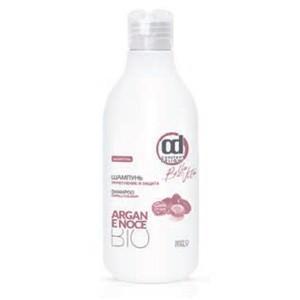 CONSTANT DELIGHT Шампунь укрепление и защита / NOCE 250 млШампуни<br>Биологически-активные компоненты: масла арганы и грецкого ореха проникают глубоко в структуру волос, делая их более мягкими, обладают сильными успокаивающими, противовоспалительными и общеукрепляющими свойствами. Служат антиоксидантом и помогают сохранить надолго цвет окрашенных волос. Способ применения: нанести шампунь , слегка помассировать 1-3 минуты до образования пены, эмульгировать с небольшим количеством воды. Тщательно смыть теплой водой. При необходимости повторить процедуру.<br><br>Объем: 250 мл<br>Вид средства для волос: Укрепляющая<br>Типы волос: Окрашенные