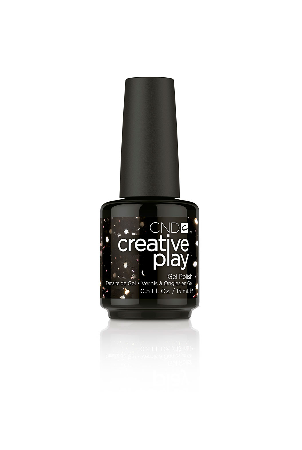 CND 450 гель-лак для ногтей Nocturne It Up / Creative Play Gel, 15 мл