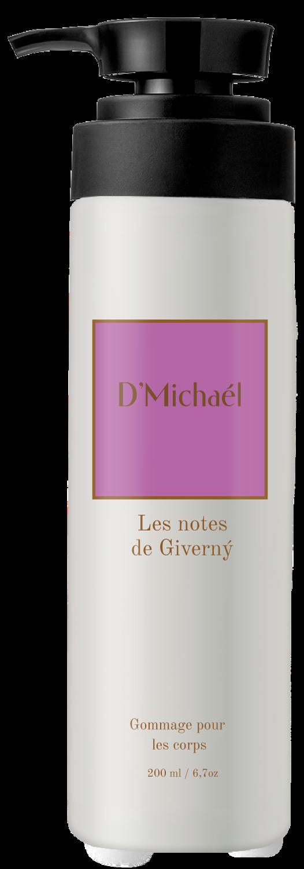 Купить D'MICHAEL Скраб для тела / Les notes de Giverny 200 мл