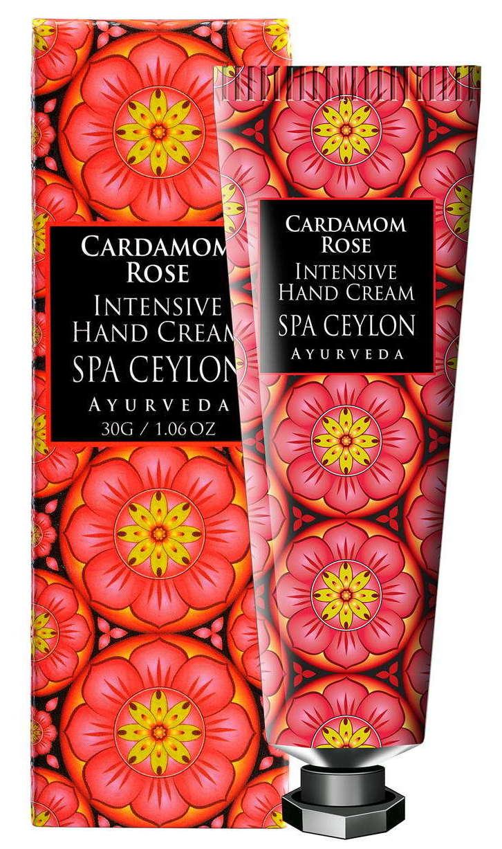 SPA CEYLON Крем интенсивный для рук Роза и кардамон 30 г