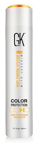 Купить GKHAIR (GLOBAL КЕRATIN) Шампунь увлажняющий с защитой цвета волос / Moisturizing Shampoo Color Protection 300 мл