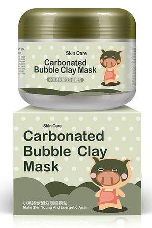 Bioaqua маска очищающая пузырьковая 100 г