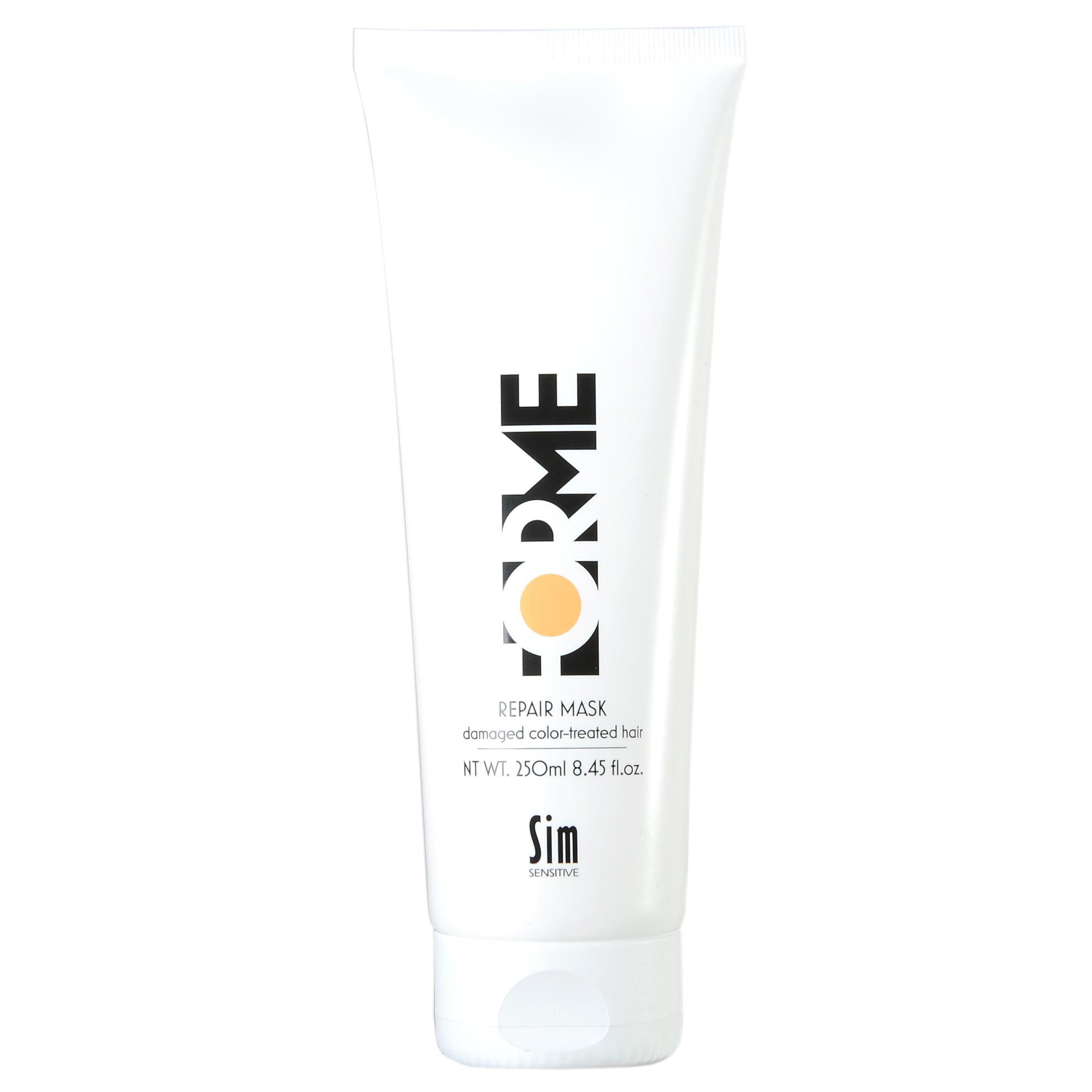 SIM SENSITIVE Маска для волос / Repair Mask FORME 250мл