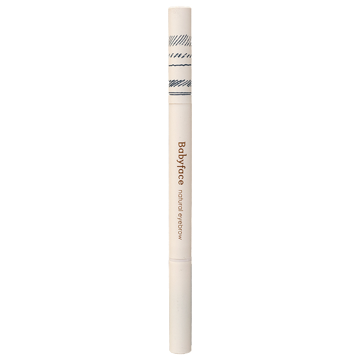 It'S SKIN Карандаш для бровей Бейбифейс, 03 светло-коричневый / Babyface Natural Eyebrow 03 Yellow Brown 0.3 г