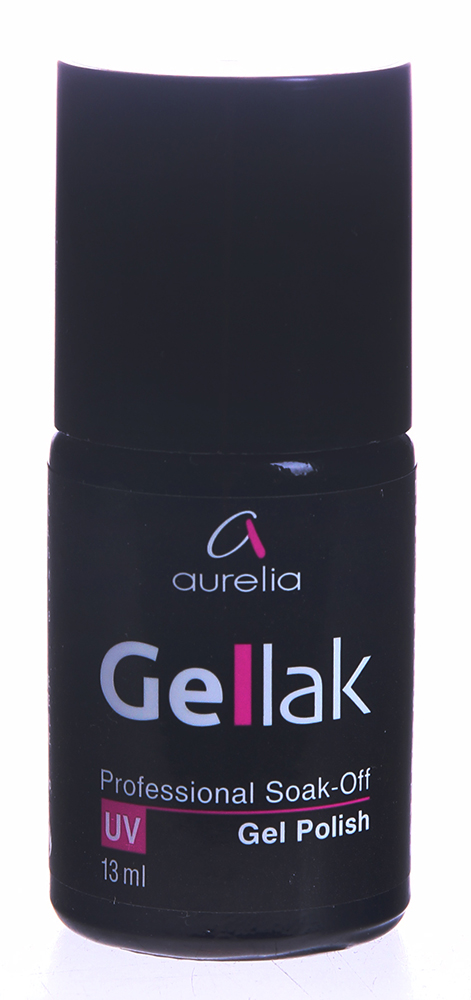 AURELIA 57 гель-лак для ногтей / GELLAK 13млГель-лаки<br>Преимущества и характерные свойства: Стойкость покрытия до 14 дней. Содержат ингредиенты, сохраняющие долгий блеск маникюра и исключающие скалывание и растрескивание. Благодаря сбалансированной рецептуре, гель-лаки легко наносятся и хорошо снимаются с ногтей с помощью специальной жидкости (без опиливания). Напоминаем, что покрытие гель-лак требует сушки в УФ-лампе. Для эффективной полимеризации гель-лака рекомендуется пользоваться UF-лампой мощностью не менее 36 Ватт!<br><br>Цвет: Желтые<br>Объем: 13мл<br>Виды лака: Глянцевые