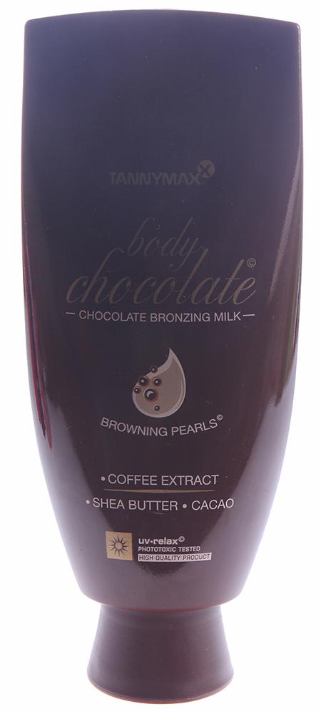 TANNYMAXX ������� � ����������� ��� ������ / Bronzing Milk BODY CHOCOLATE 200��