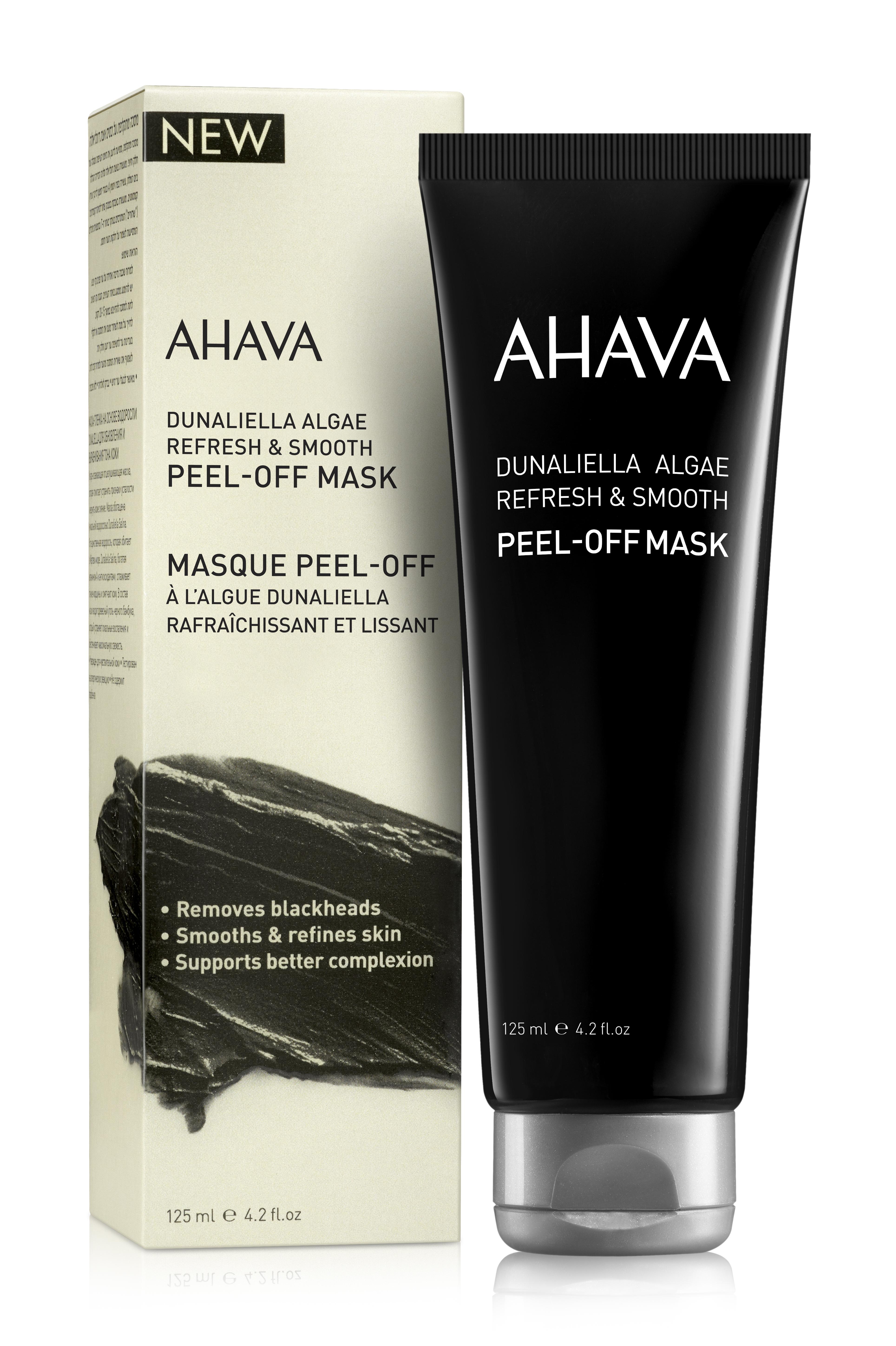 AHAVA Маска-пленка для обновления и выравнивания тона кожи / Mineral Mud Masks 125 мл -  Маски