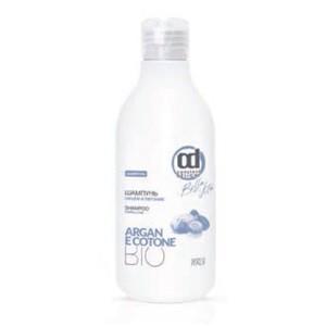CONSTANT DELIGHT Шампунь объем и питание / COTONE 250 млШампуни<br>Максимально деликатное очищение тонких волос. Биологические активные компоненты: масло Арганы и масло Хлопка оказывают увлажняющие и тонизирующие действие и предотвращают преждевременное старение волос. Восстанавливает поврежденные белковые соединения, тем самым придавая дополнительный объем Вашим волосам. Способ применения: нанести шампунь, слегка помассировать 1-3 минуты до образования пены, эмульгировать с небольшим количеством воды. Тщательно промыть волосы теплой водой. При необходимости повторить процедуру.<br><br>Объем: 250 мл<br>Типы волос: Тонкие