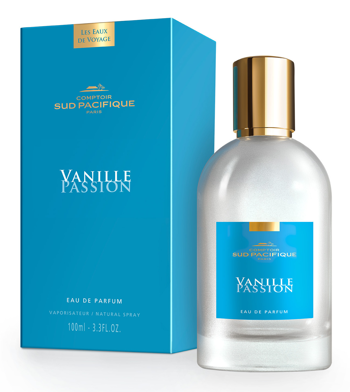 voyage passion мини юбка COMPTOIR SUD PACIFIQUE Вода парфюмированная Ванильная страсть / LES EAUX DE VOYAGE 100 мл