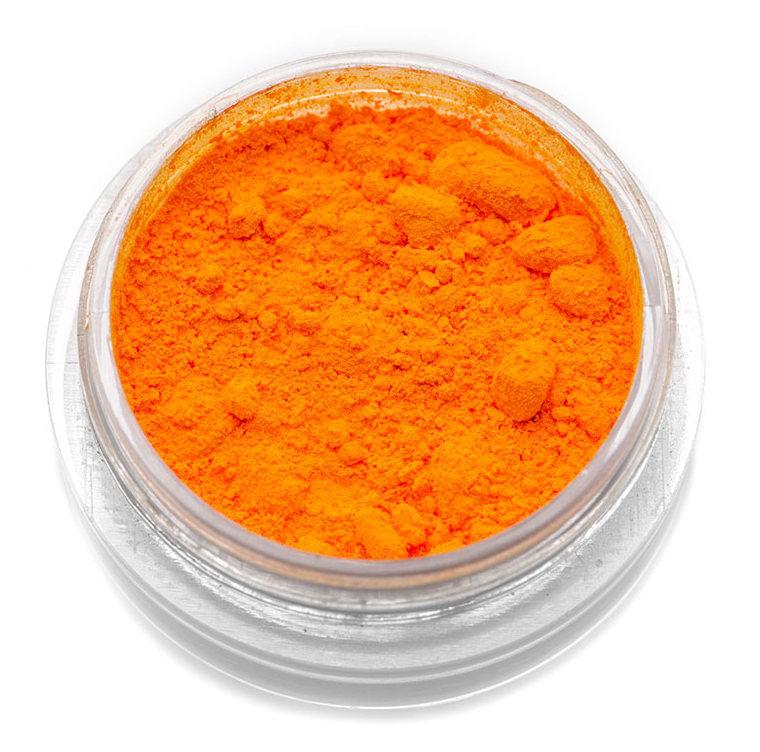 TNL PROFESSIONAL Пигмент неоновый для ногтей, оранжевый 1 г