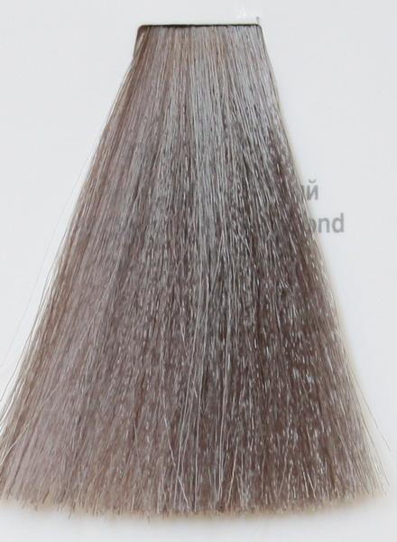 SHOT 8.11 Крем-краска для волос с коллагеном 100 мл средне-русый экстра пепельный