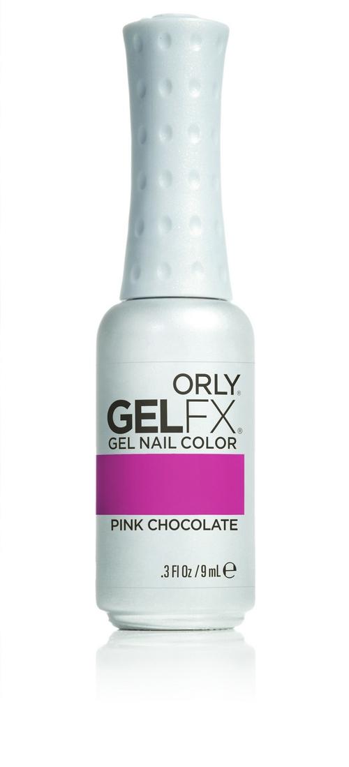 "ORLY Гель-лак 416 ""PINK CHOCOLATE"" / GEL FX 9мл недорого"