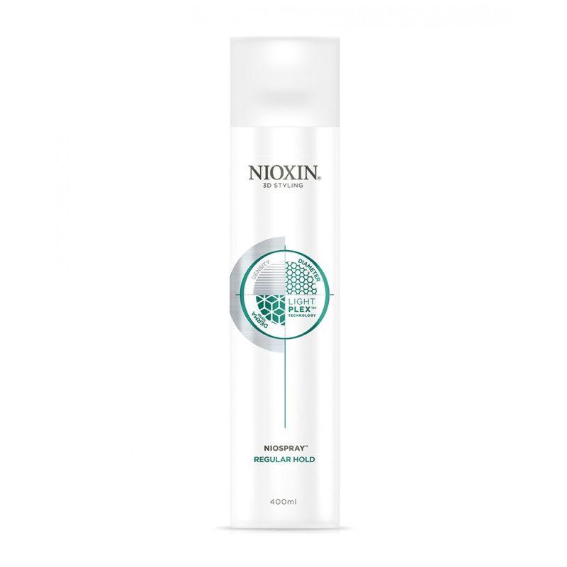 NIOXIN Спрей финиш подвижной фиксации 400мл