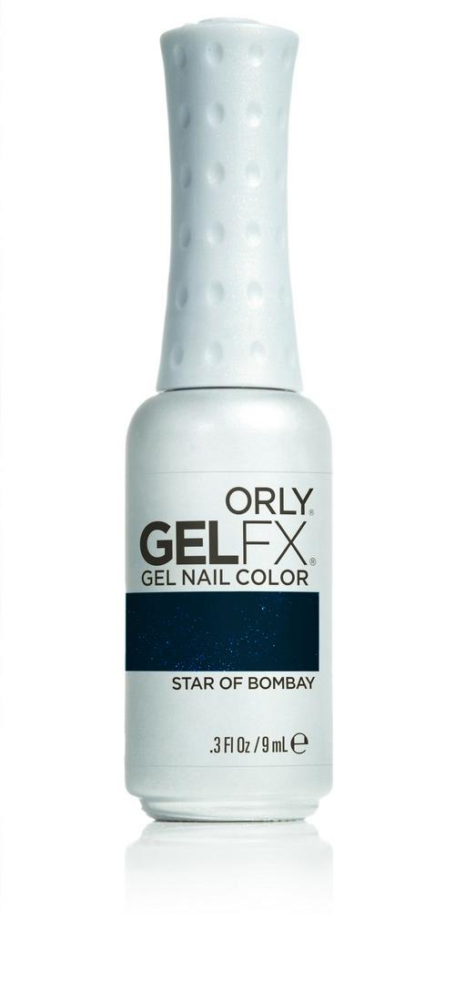 ORLY Гель-лак 688 STAR OF BOMBAY / GEL FX 9мл