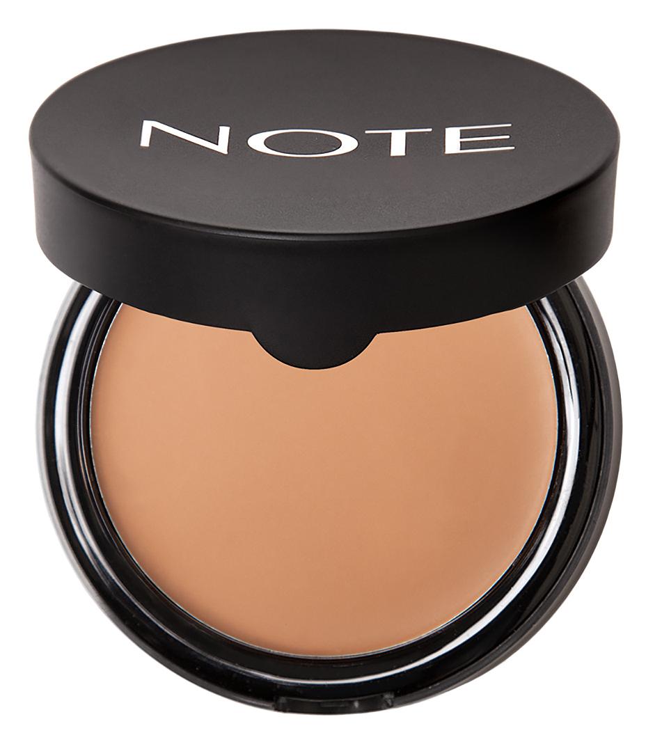 Купить NOTE Cosmetics Крем-пудра с эффектом сияния 04 / LUMINOUS SILK CREAM POWDER 10 г