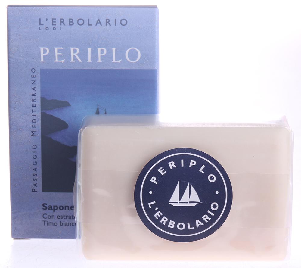 LERBOLARIO Мыло нещелочное Кругосветное плавание 100гр