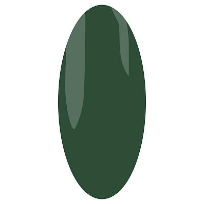 Купить IRISK PROFESSIONAL 193 гель-лак для ногтей / Elite Line 10 мл, Зеленые