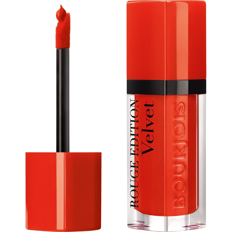 BOURJOIS Флюид бархатный для губ 20 / Rouge Edition Velvet