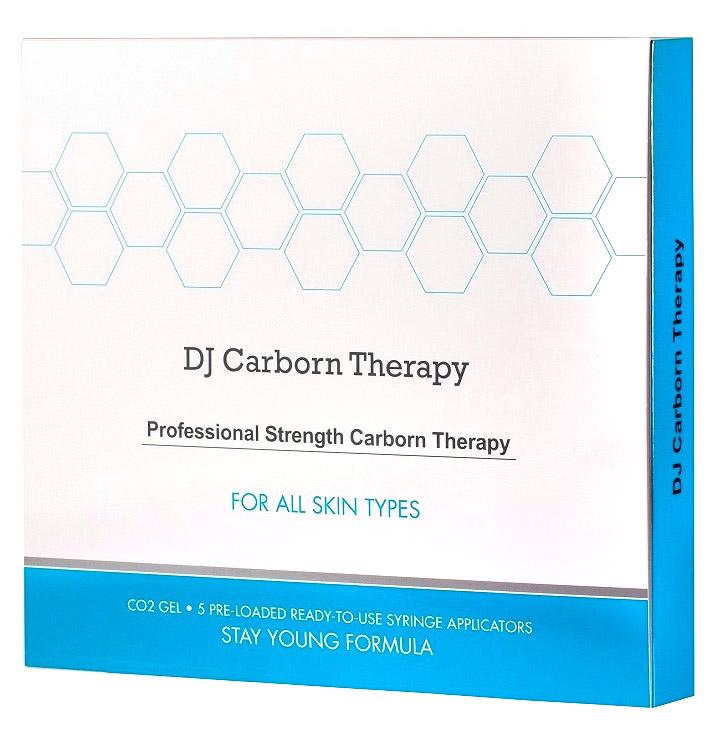 DAEJONG MEDICAL Набор для карбокcитерапии 5 процедур / Carboxy CO2 Professional Strength DJ Carborn Therapy.
