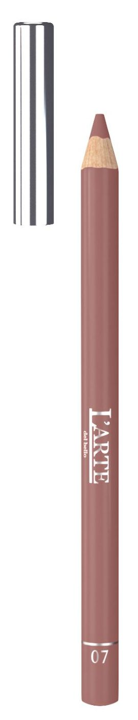 Купить LARTE DEL BELLO Карандаш для губ, тон 07 / PROFESSIONALE 1, 12 г