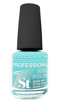 Купить GIORGIO CAPACHINI 110 лак для ногтей / 1-st Professional 16 мл, Синие