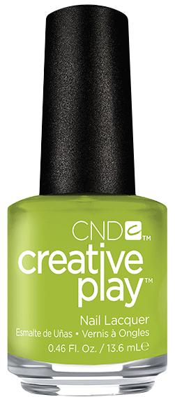 CND 427 лак для ногтей / Toe The Lime Creative Play 13,6 мл