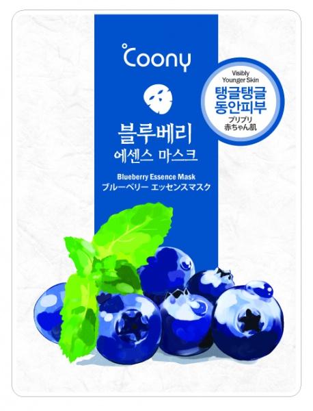 ANNAGASPI ����� � ���������� ������� / Blueberryl Essence Mask 23��