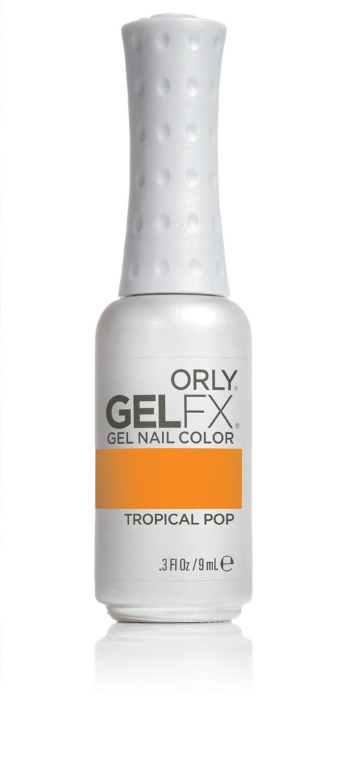 ORLY Гель-лак 497 TROPICAL POP / GEL FX 9мл